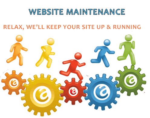 website maintenance Two Moons Consulting