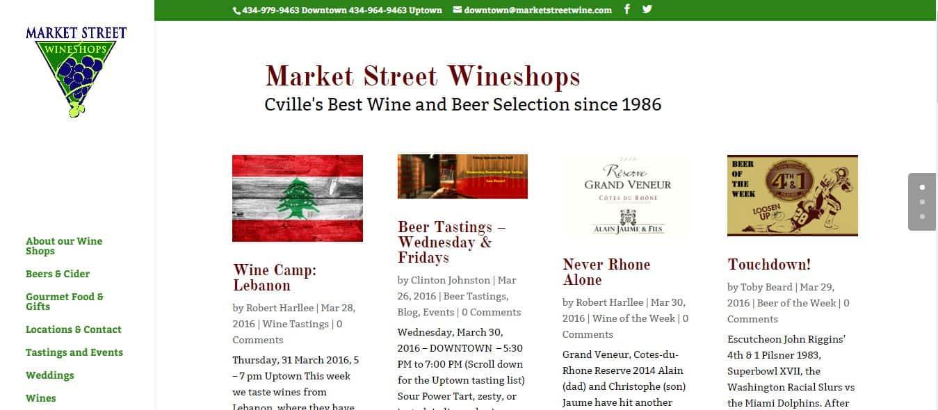 Market Street Wineshops
